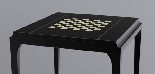 PIANOFORTE GAMEs by gregorysung for ROCHE BOBOIS gregory n. polletta