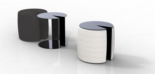 TERRACED by gregorysung for LIGNE ROSET gregory polletta